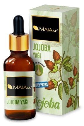 Maia mc Saf Jojoba Yağı 20 ml (SOĞUK SIKIM)
