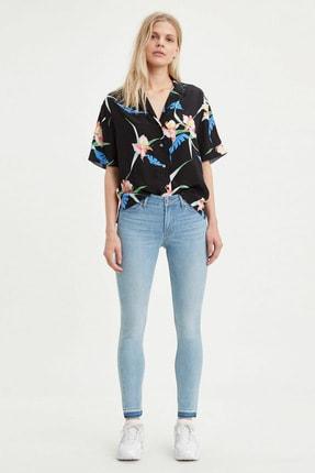 Levi's Kadın Mid Rise Skinny Jean