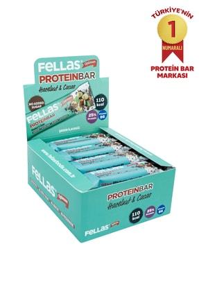 Fellas Protein Bar - Fındıklı ve Kakaolu 32 gr x 12 Adet
