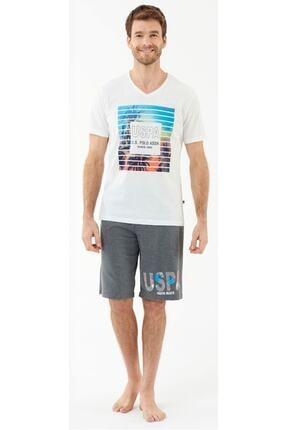 U.S POLO Us Polo T-shirt Sort Takım