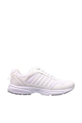 MP Erkek Beyaz Bağcıklı Koşu Ayakkabı 201-6803mr 650