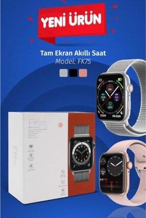 SAVAŞGRUP Smartwatch Hw16 Smart Watch 6 Akıllı Saat Tam Ekran 2' Ye Bölme Yan Tuş Aktif 44mm Arama Cevaplama