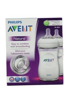 AVENT Philips Scf 033/27 Natural Pp Biberon 260 ml