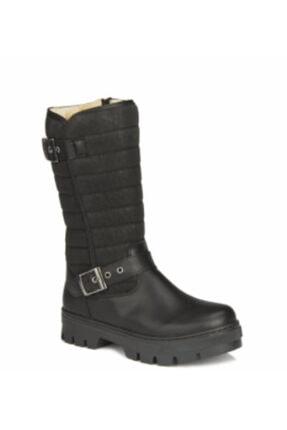Vicco Kız Çocuk Siyah Kürklü Çizme