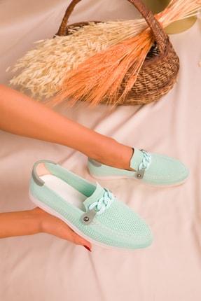 SOHO Su Yeşil Kadın Casual Ayakkabı 16108