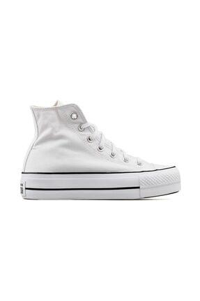 converse Ctas Lift Ox Kadın Günlük Ayakkabı 560846c Beyaz