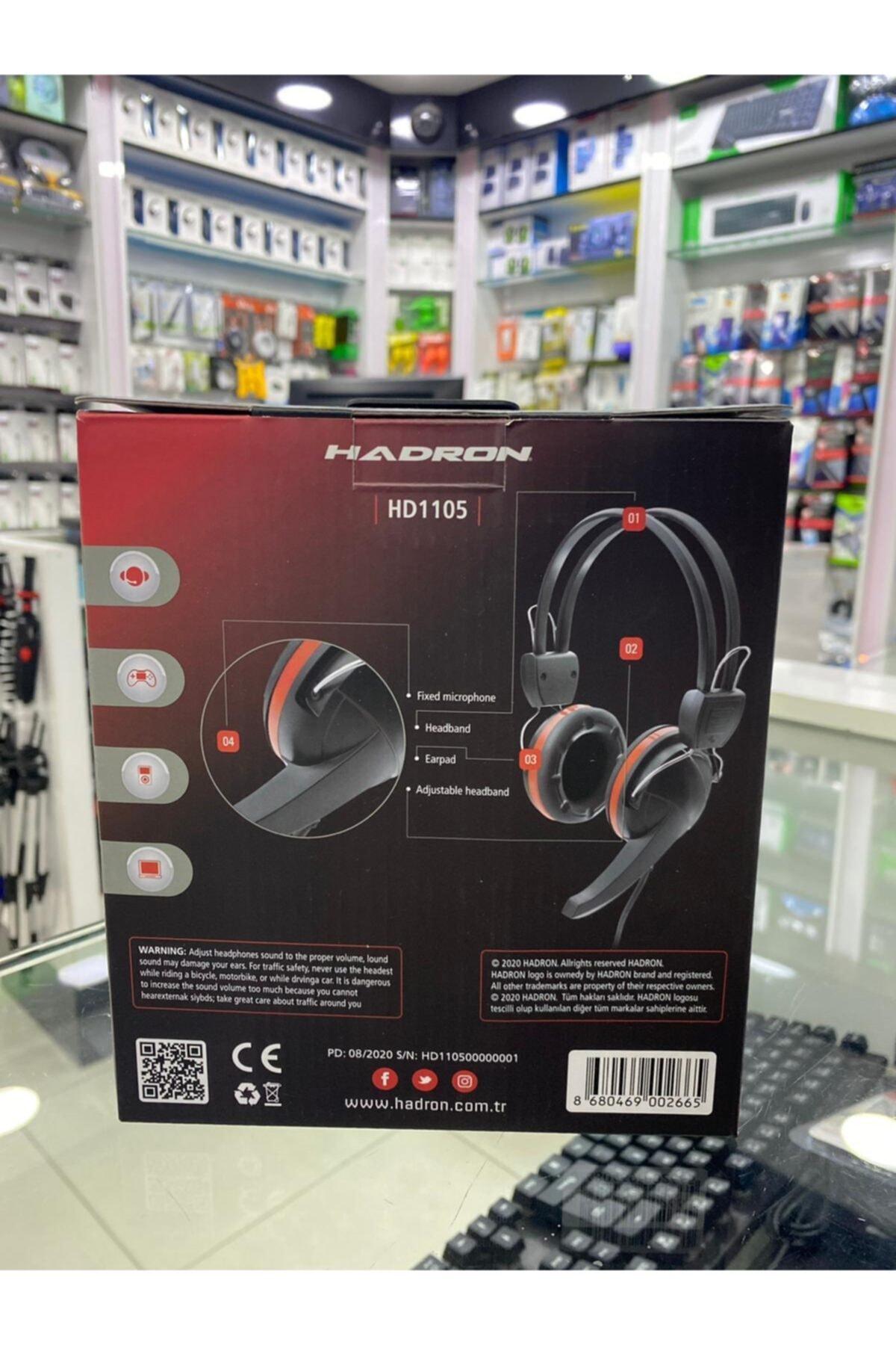 HADRON Hd1105 Mikrofonlu Gaming Kulaklık 2