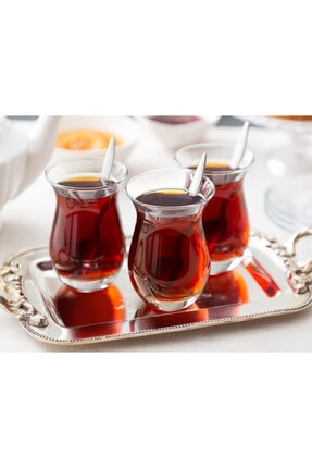 Madame Coco Clarette 6'lı Çay Bardağı