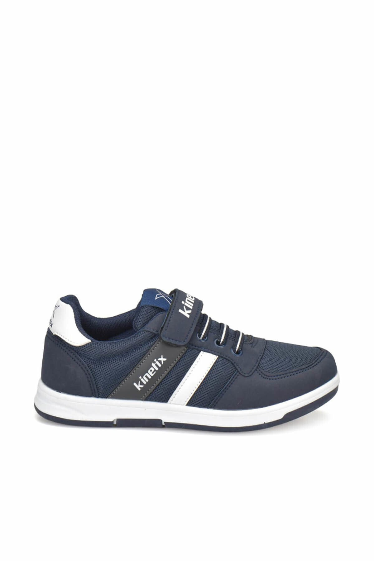 Kinetix UPTON Lacivert Gri Beyaz Erkek Çocuk Sneaker 100232943 2