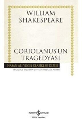 İş Bankası Kültür Yayınları Coriolanus'un Tragedyası