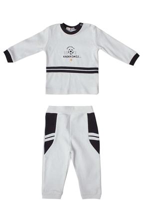 Pattaya Kids Erkek Bebek Beşiktaşlı Takım 2li  0 6 Ay P-ıt2012