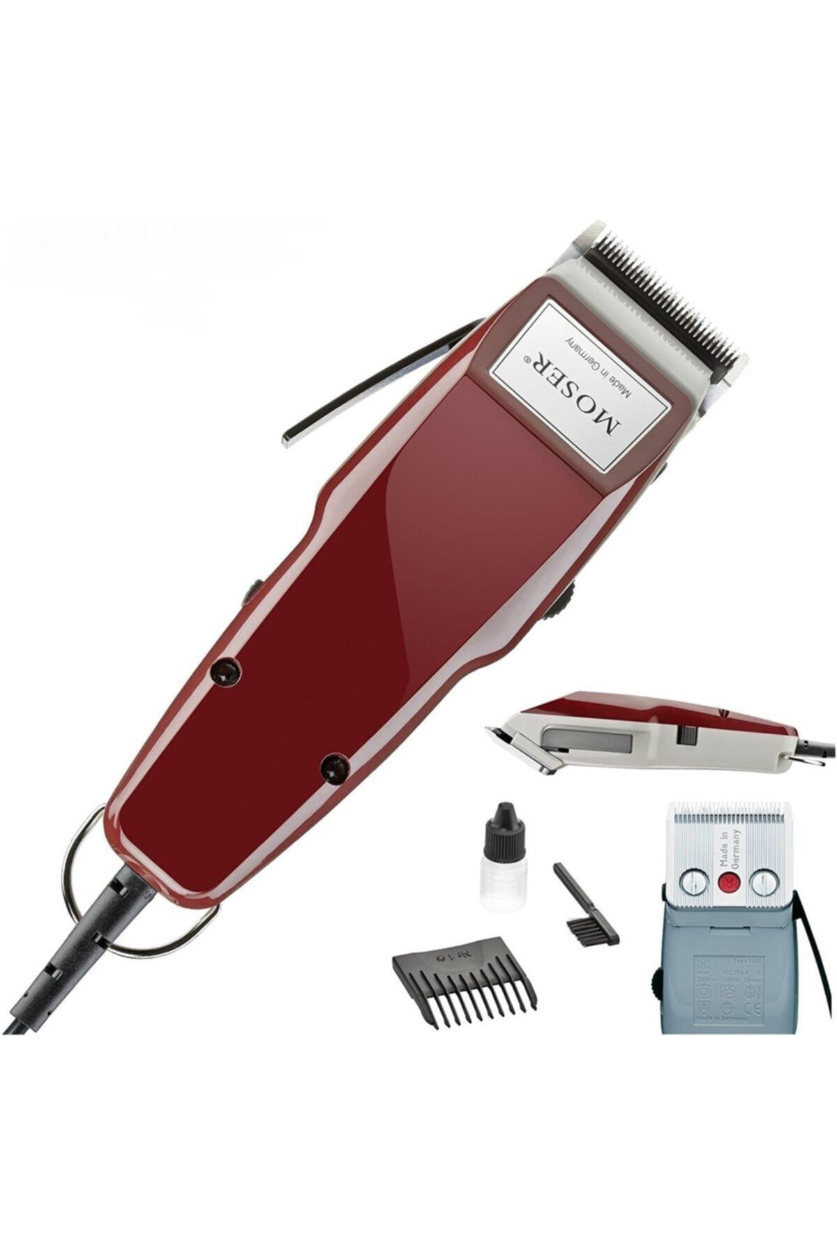 PAZARZAMANI Erkek Moser  Saç Ve Sakal Tıraş Makinesi 1400-0050 2