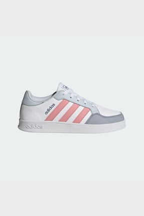 adidas BREAKNET K Beyaz Erkek Çocuk Sneaker Ayakkabı 101079821