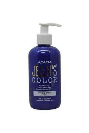 Acacia Jean's Color Saç Boyası Dream Blue