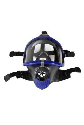 Dräger X-plore 6300 Tam Yüz Gaz Maskesi R 55 800 Ddk-6300