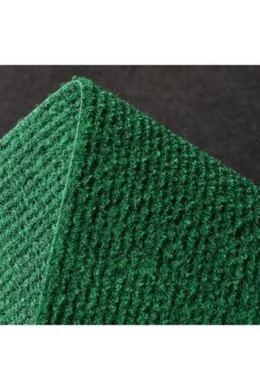 AKSEREN Yeşil Duvardan Duvara Rip Halı Halıfleks En : 2 Metre