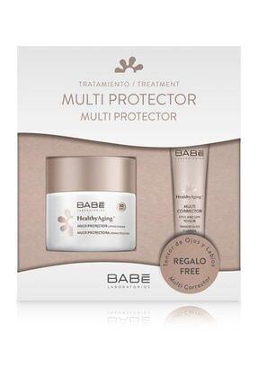 Babe Healthyaging+ Multi Protector Spf 30 Lifting Cream -eye&lips Bakım Seti