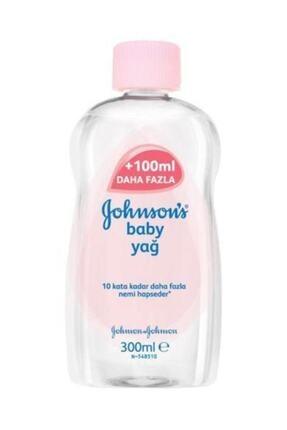 Johnson´s Baby Johnson's Baby Baby Yağ 300 ml