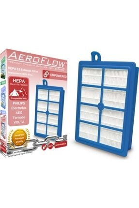 Arçelik Aeroflow S 4910 Tornado Süpürge Uyumlu Hepa 13 Filtre