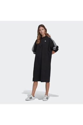 adidas Adicolor Classics Kadın Siyah Elbise (gn2782)
