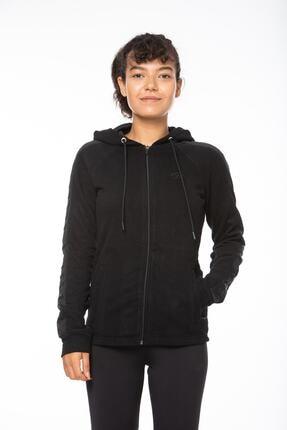 Lotto Kadın  Sweatshirt Siyah W Rr7637