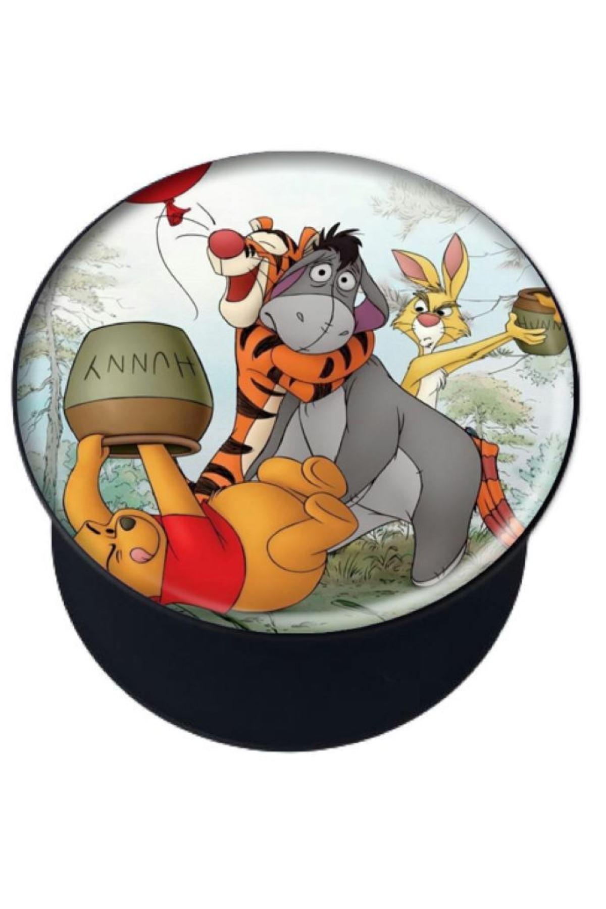 AVS KILIF Winnie The Pooh Telefon Parmak Tutucu Popsocket 1