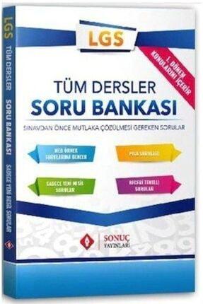Sonuç Yayınları 8.sınıf Lgs 1.dönem Tüm Dersler Soru Bankası
