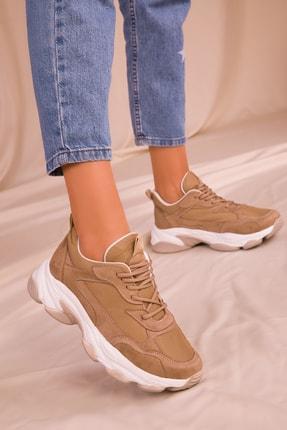 SOHO Vizon Süet Kadın Sneaker 15999