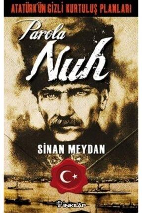 İnkılap Kitabevi Atatürk'ün Gizli Kurtuluş Planları - Parola Nuh