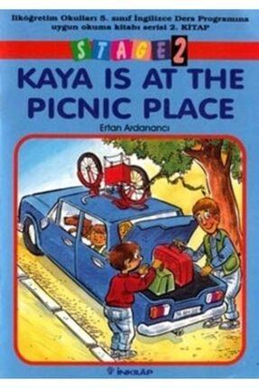 İnkılap Kitabevi Kaya Is At The Picnic Place Stage 2