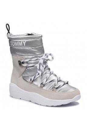 Tommy Hilfiger Padded Nylon Hybrid Boot
