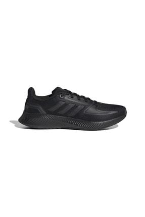 adidas RUNFALCON 2.0 K Siyah Erkek Çocuk Koşu Ayakkabısı 101079810