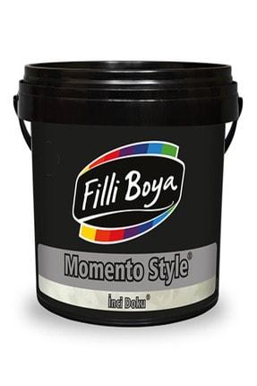Filli Boya Momento Style Sedef Boya 7,5 Litre Gümüş