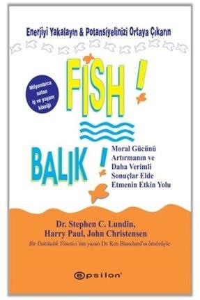 Epsilon Yayınları Fish! - Balık (ciltli)