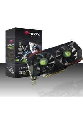Afox Nvıdıa Geforce Gtx 1050 Ti Dual  4 Gb 128 Bit Gddr5 Ekran Kartı Af1050tı 4096d5h2