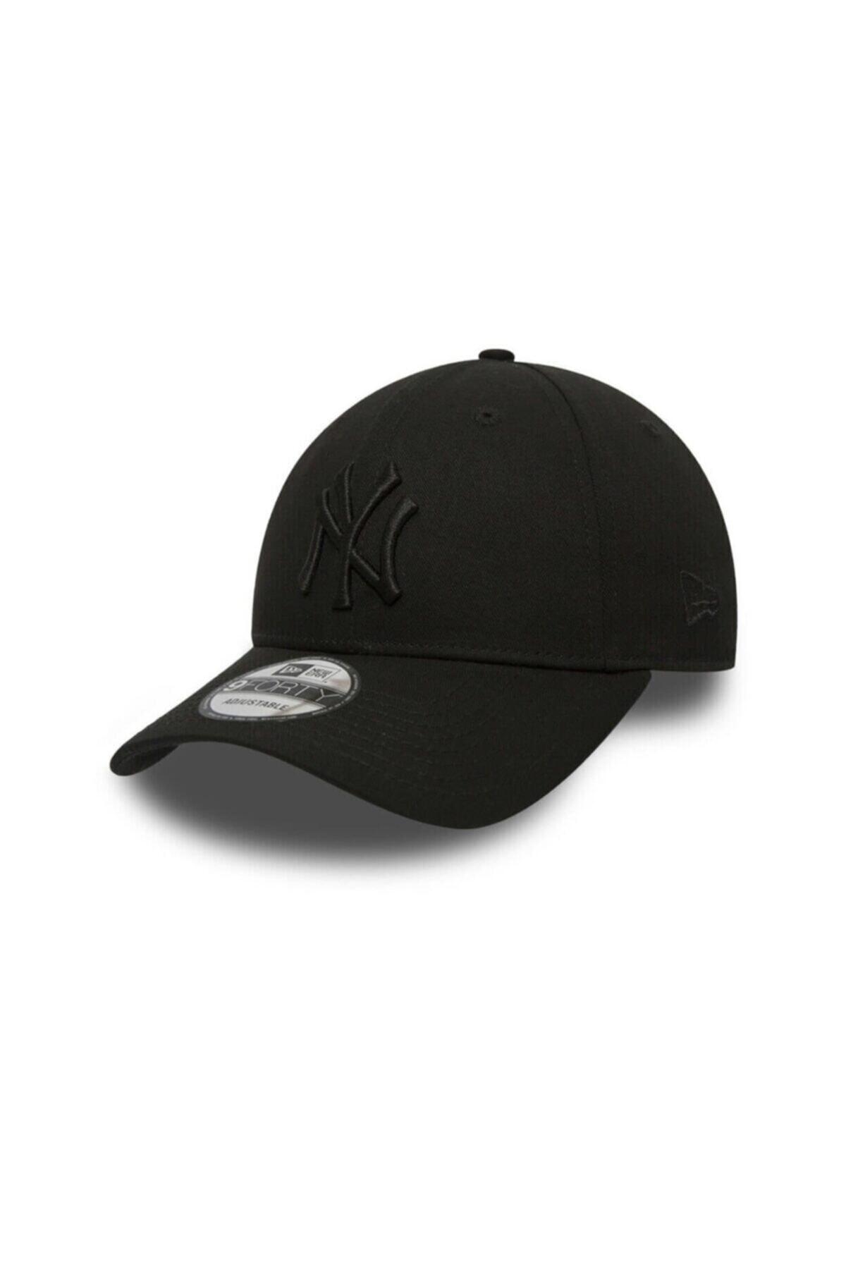 NEW ERA Unisex Siyah Şapka 1
