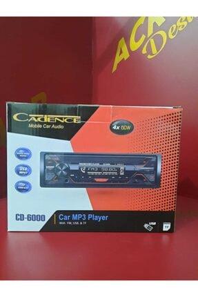 Cadence Cd- 6000 4*60 W Oto Teyp