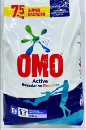 Omo Matik Active 7.5 Kg Beyazlar Ve Renkliler
