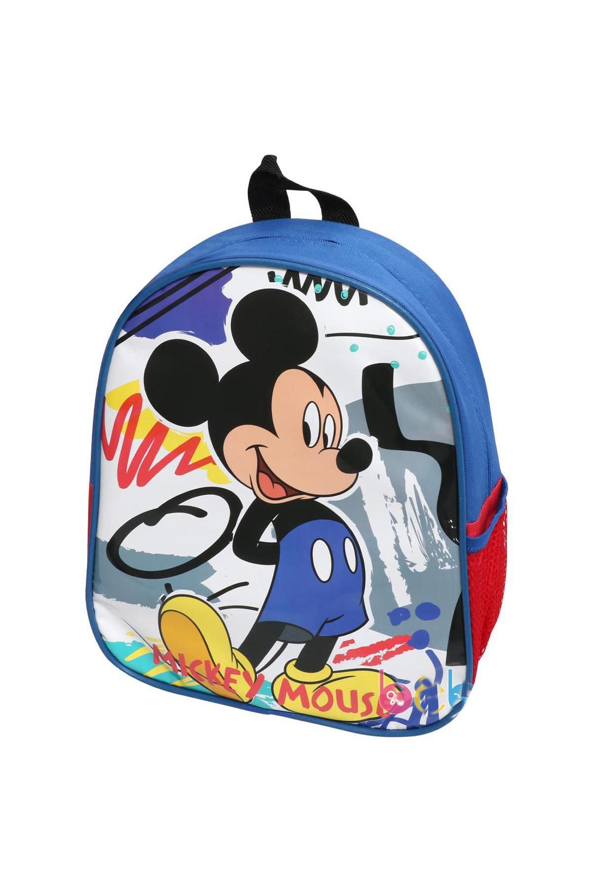 DISNEY Balp Store Mickey Mouse Lisanslı Anaokul Çanta 1