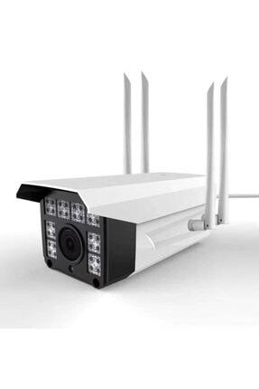 Kingboss Ip-100 4 Antenli Dış Mekan Ip Kamera