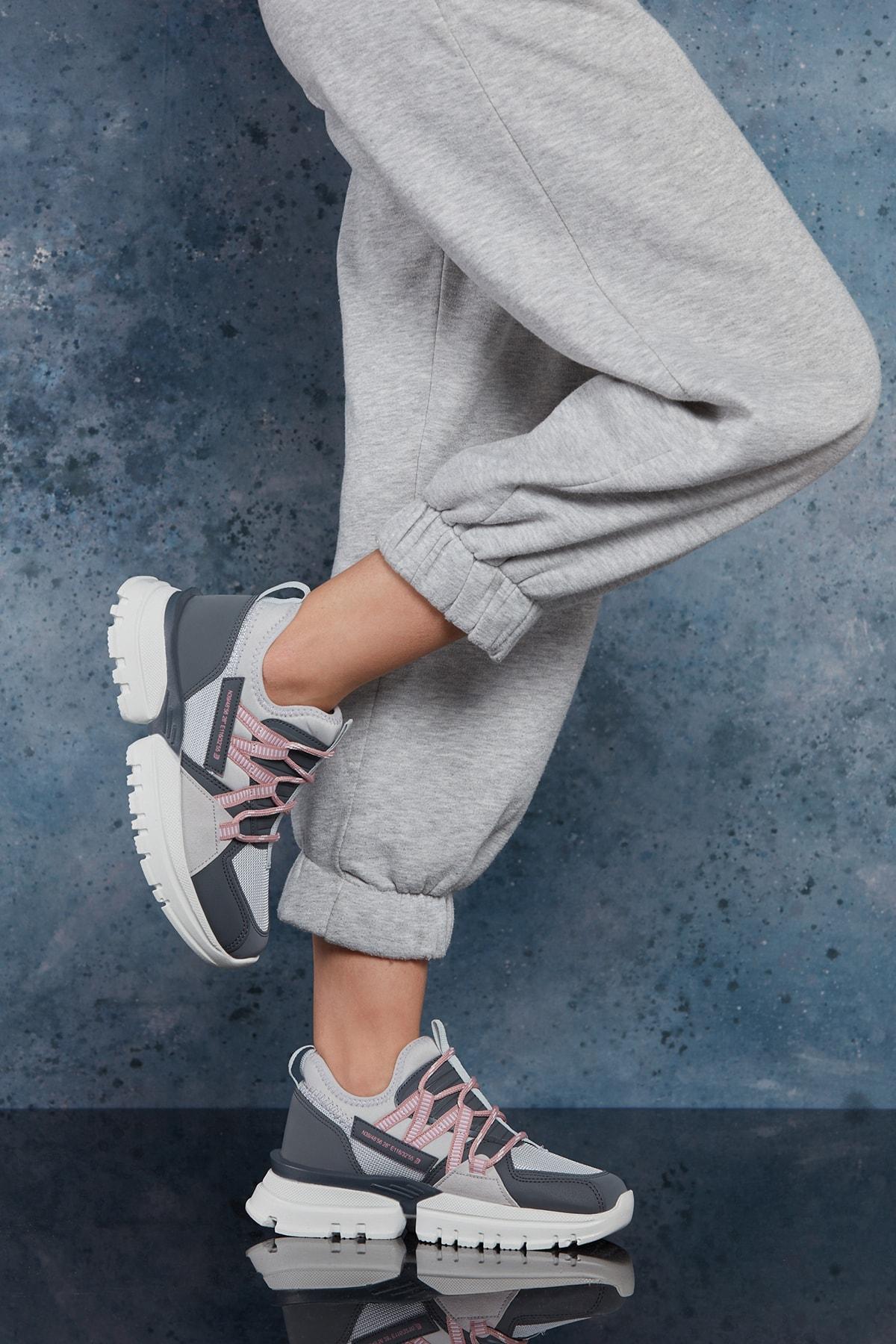 DARK SEER Buz Füme Kadın Sneaker 2