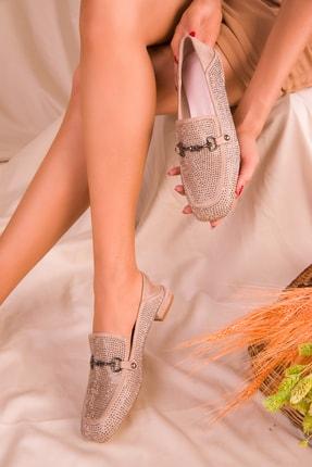 SOHO Vizon Süet Kadın Casual Ayakkabı 16040