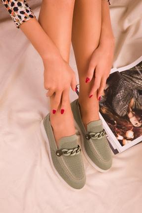 SOHO Yeşil  Kadın Casual Ayakkabı 16039