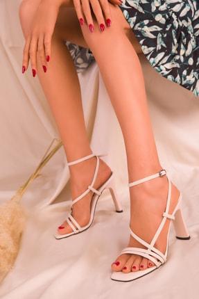 SOHO Ten  Kadın Klasik Topuklu Ayakkabı 15859