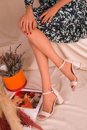 SOHO Ten  Kadın Klasik Topuklu Ayakkabı 15977