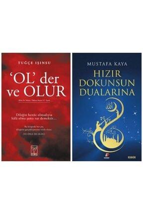 Fenomen Yayıncılık 2 Kitap Set-hızır Dokunsun Dualarına- Ol Der Ve Olur- Mustafa Kaya- Tuğçe Işınsu-'ol' Der Ve Olur
