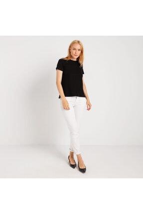 Mustang Kadın T-shirt Siyah