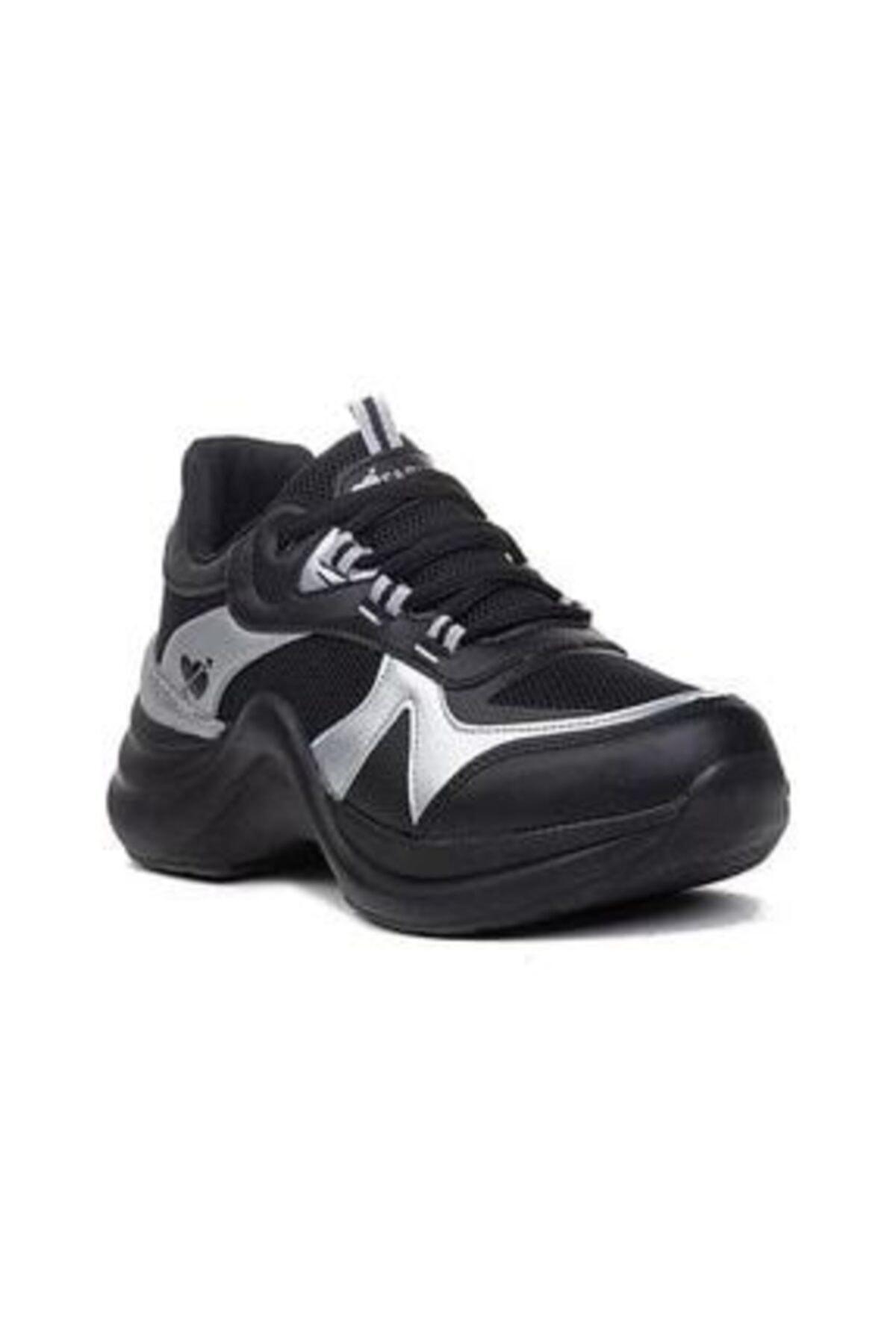 Twingo Dolgu Topuk Rahat Yumuşak Esnek Spor Ayakkabısı 1