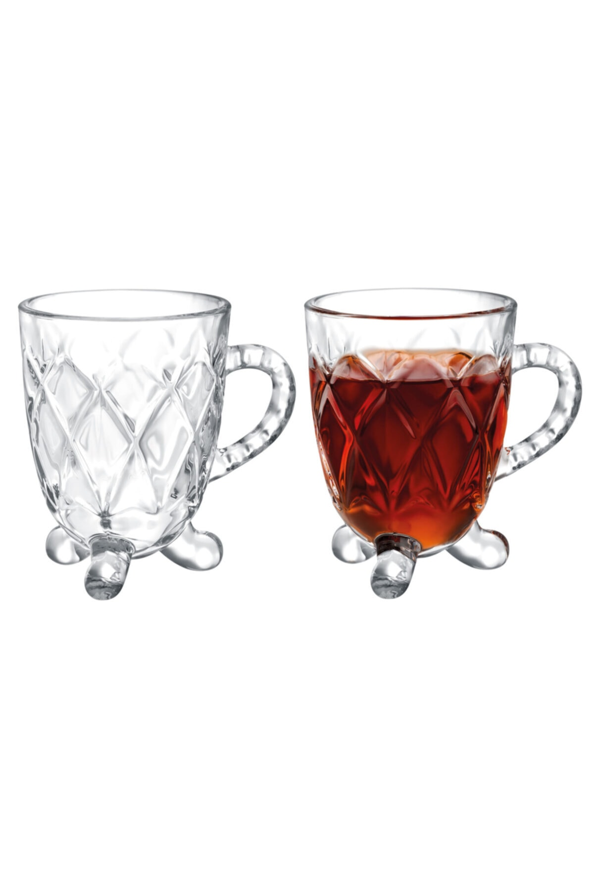 Madame Coco Taylar 4'lü Çay Fincanı 2