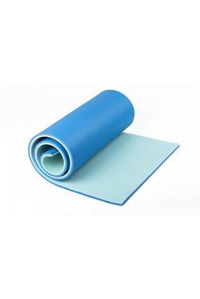 GAZELMANYA 10mm Çift Taraflı Yoga Ve Spor Matı